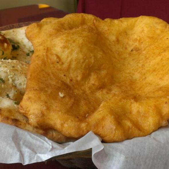 Bhatora And Garlic Naan  - Shalimar Restaurant - Seattle, Seattle, WA
