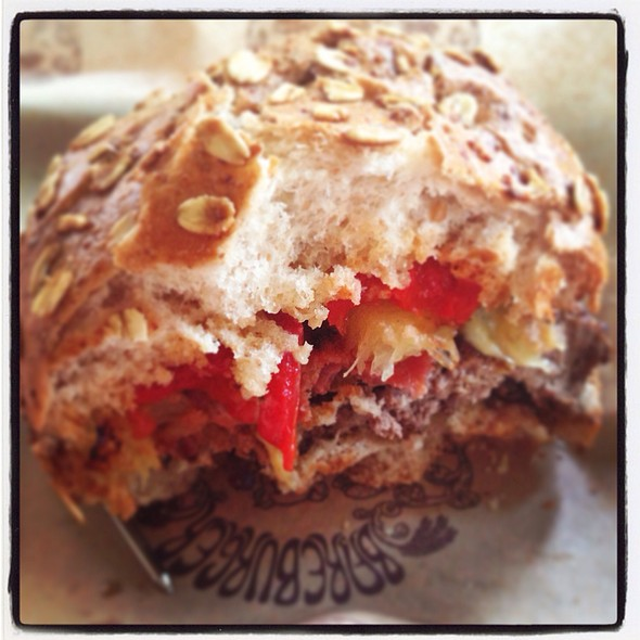Maui Wowee W/ Bison @ Bare Burger