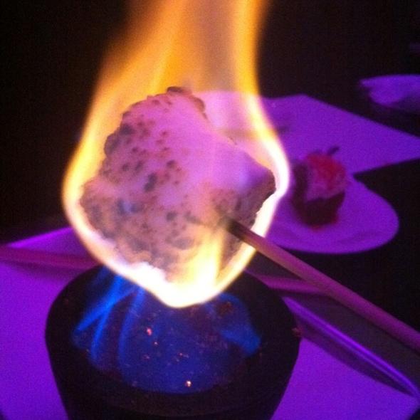 Campfire Smores - N9NE (NINE 9) Steakhouse Las Vegas, Las Vegas, NV