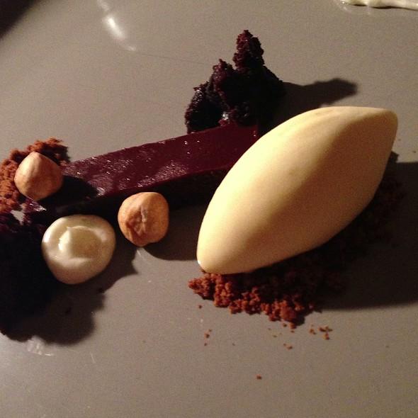 Final Chocolate Dessert - Chez TJ, Mountain View, CA