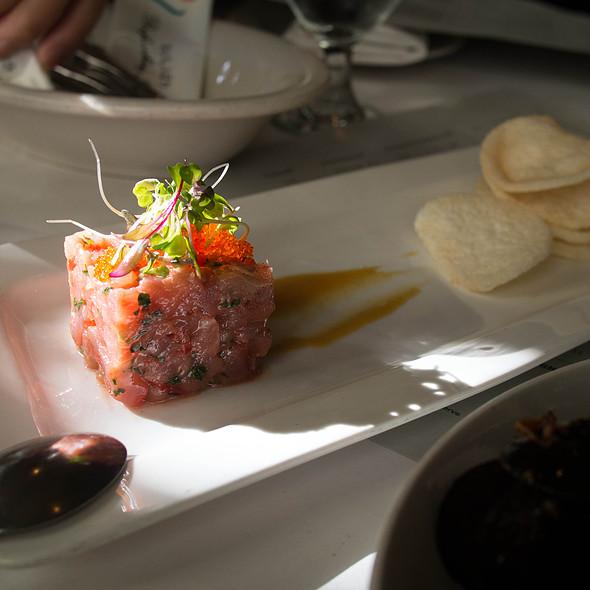Tuna Tartare @ Indo Restaurant & Lounge