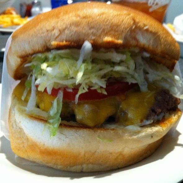Johnny Rocket Original Burger