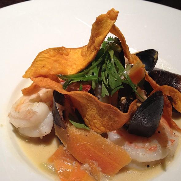 Fijian Seafood - Distil, Milwaukee, WI