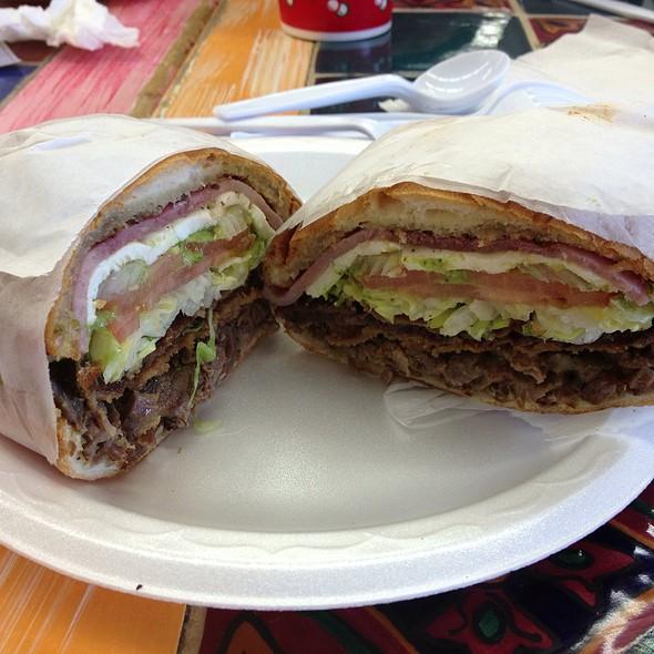 Torta Cubano @ Mi Pueblo Food Center