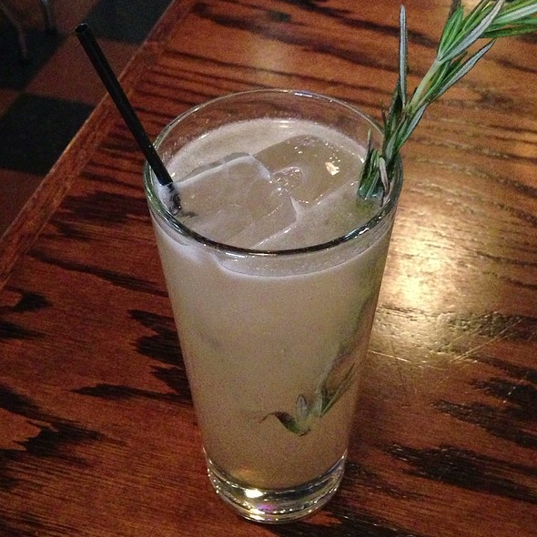 Ponderosa Pine Cocktail - Bub City, Chicago, IL