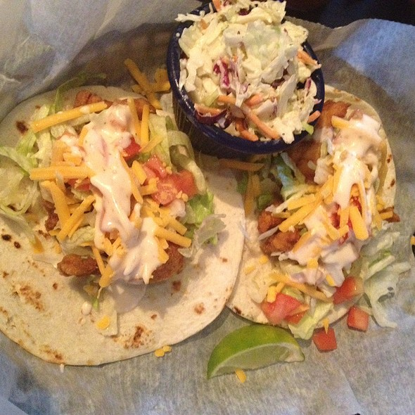 Grouper Tacos @ Killer Seafood