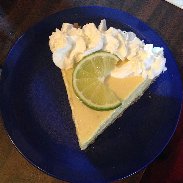 Key Lime Pie @ Killer Seafood