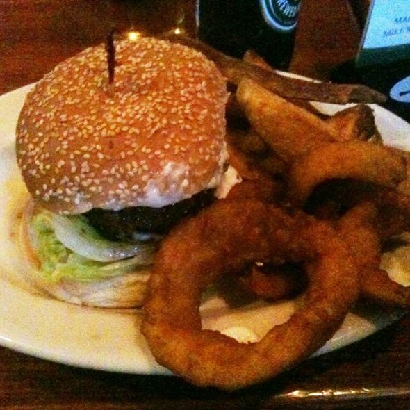 Burger @ R F O'Sullivans