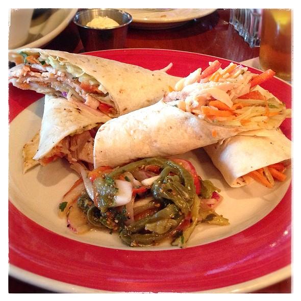 Jalapeño Turkey Wrap - Z'Tejas Chandler, Chandler, AZ