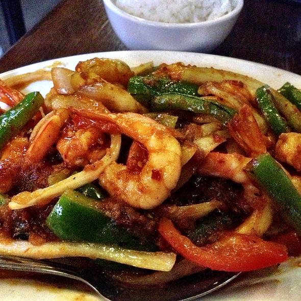 Sambal Shrimp @ Nyonya