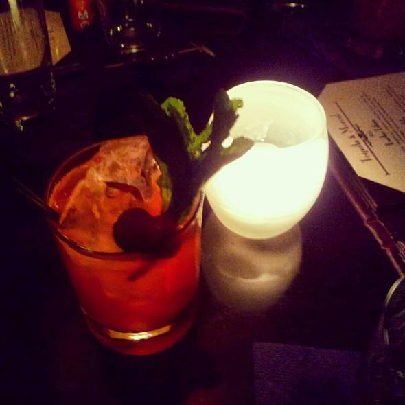 Cocktail - Bathtub Gin, New York, NY