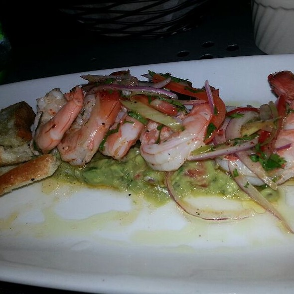 Shrimp And Avocado Ceviche - Mediterra, Princeton, NJ