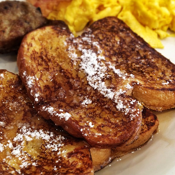 French Toast @ Dot Coffee Shop