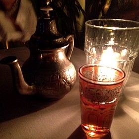 Organic Morroccan Mint Tea