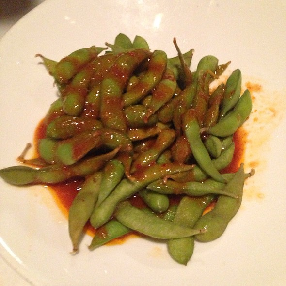Spicy Edamame