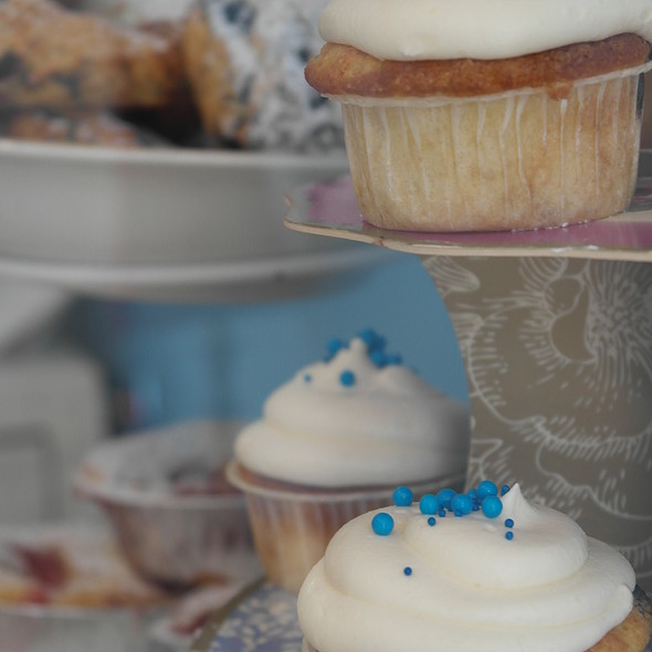 Buttermilk Muffin @ 12 Munchies