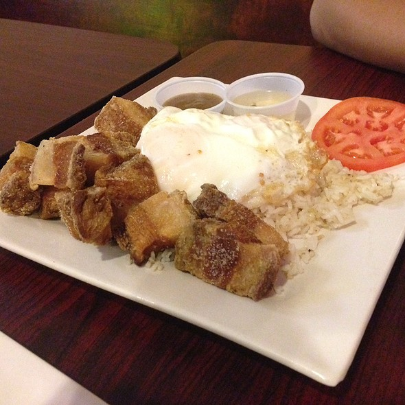 Roasted Pork @ Kenkoy's Grill