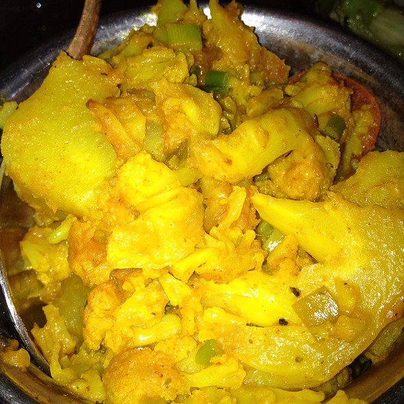 aloo gobi - Little India Restaurant - Wash Park/DU, Denver, CO