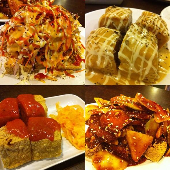 Chow Tofu