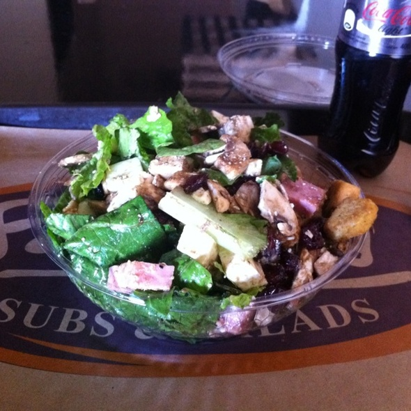 Chicken and Ham Salad