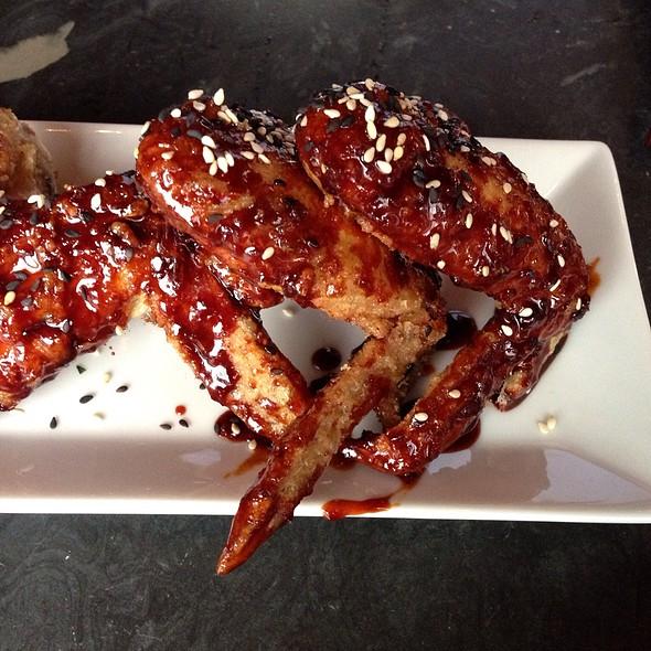 Korean Fried Chicken @ Briq