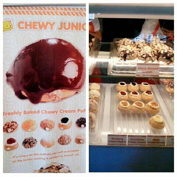 Mini Cream Puffs @ Chewy Junior, Greenbelt 3