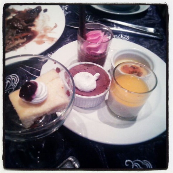 Catered Desserts @ Hizon's Cakes And Pastries