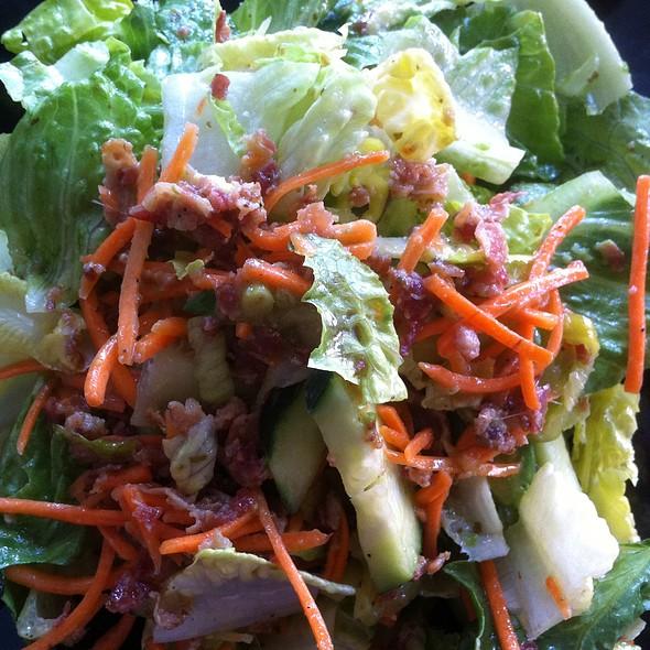 Custom-Built Romaine Salad @ Bianchini's Sandwich And Salad Market