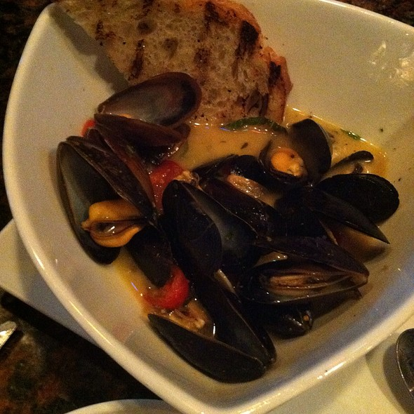 Mussels - Frog Hollow Tavern, Augusta, GA