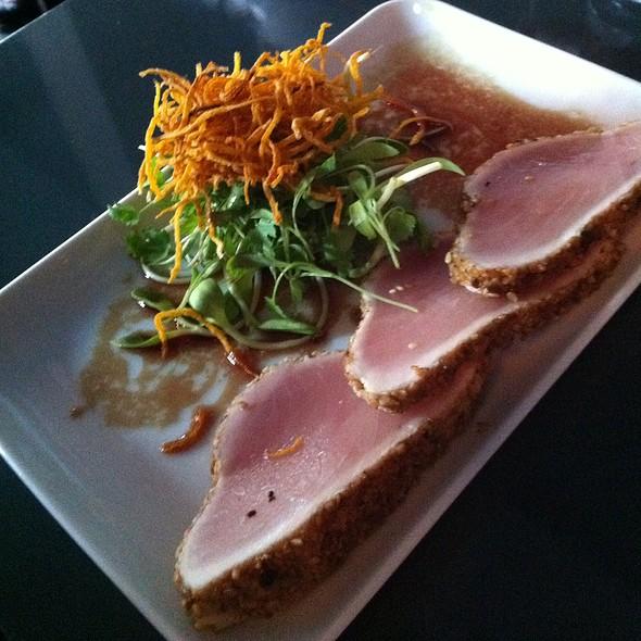 Spicy Seared Tuna