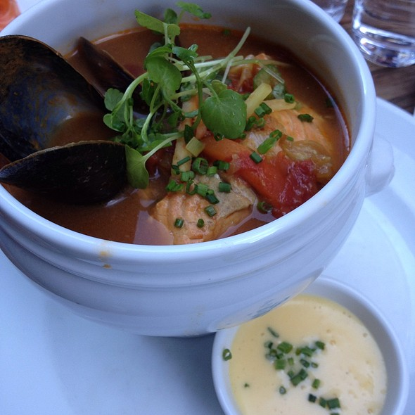 Fish Stew And Rouille