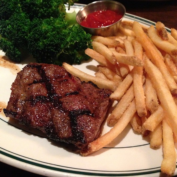 Charbroiled Skirt Steak - Daily Grill - Bethesda, Bethesda, MD