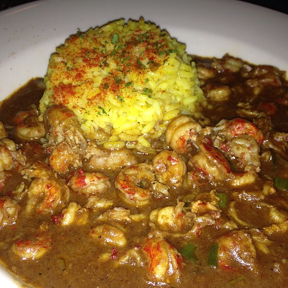 Crawfish Etouffee - The Warehouse, Alexandria, VA
