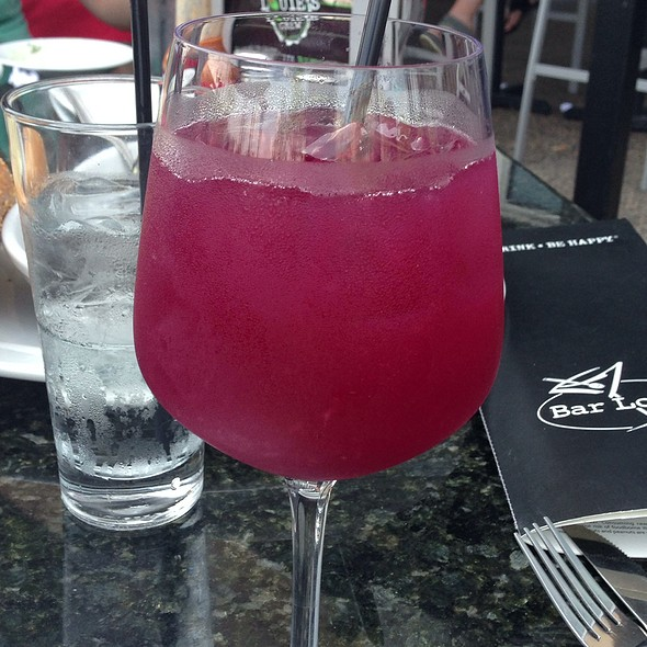 Sangria - Bar Louie - Uptown, Minneapolis, MN