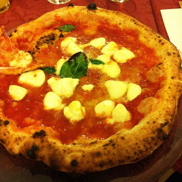 Pizza Margherita D.O.C.