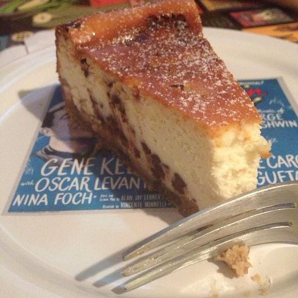 Chocolate Chip Fasciana @ Cheesecake Machismo