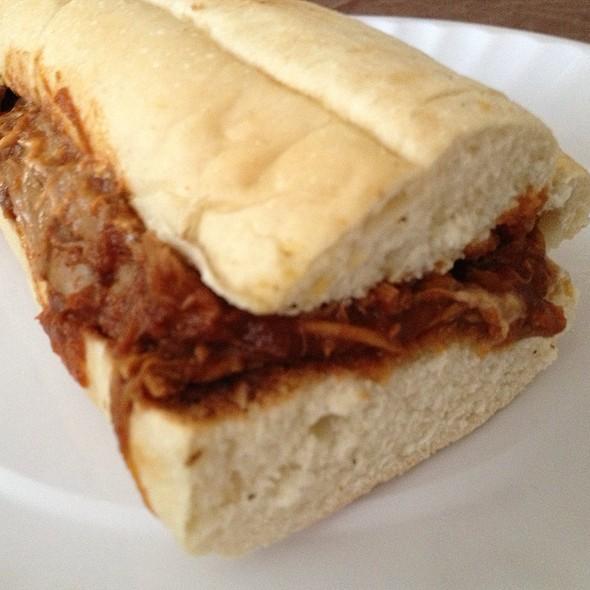 BBQ Chicken Sandwich @ Union Pig & Chicken