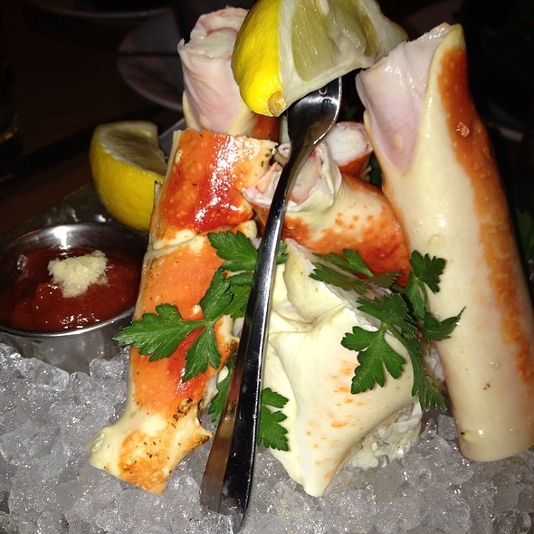 King Crab Legs - Primehouse, Chicago, IL