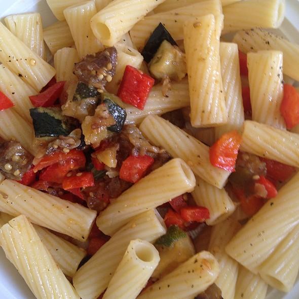 Pasta Ortolana @ Nicola's Cuisine