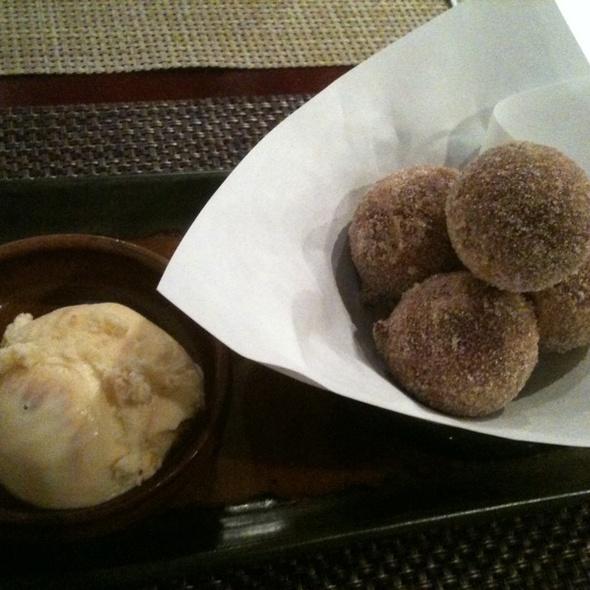 Donuts @ Bachi Burger