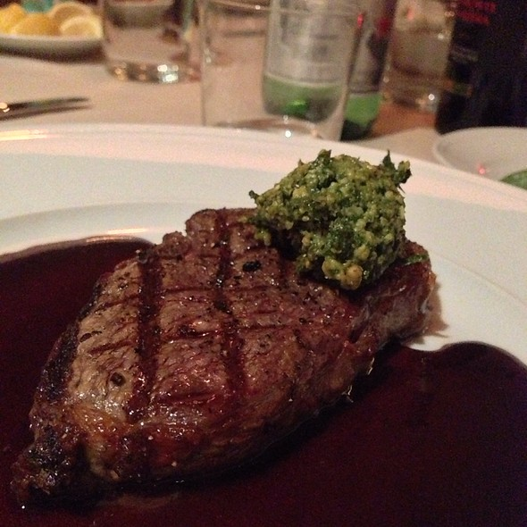 Rib Eye Steak  - Alto Ristorante e Bar, Scottsdale, AZ