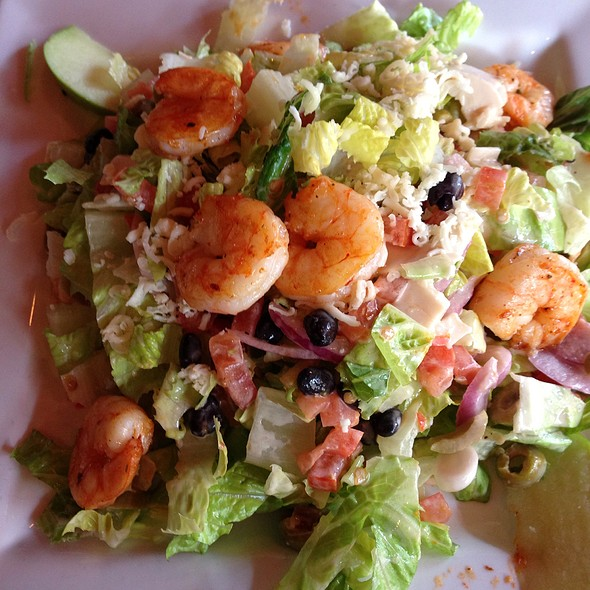 Chopped Salad With Shrimp - Rojo Mexican Bistro - Rochester, Rochester, MI