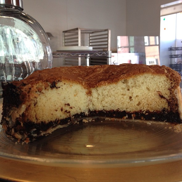 Funny Cake Pie