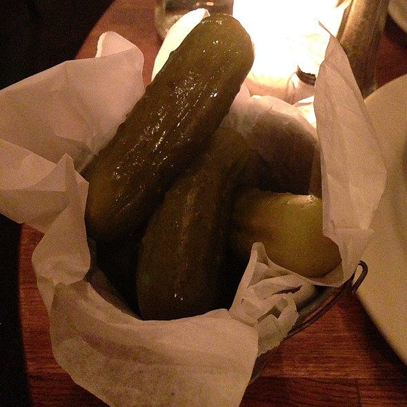 Pot Of Pickles - Sons of Essex, New York, NY