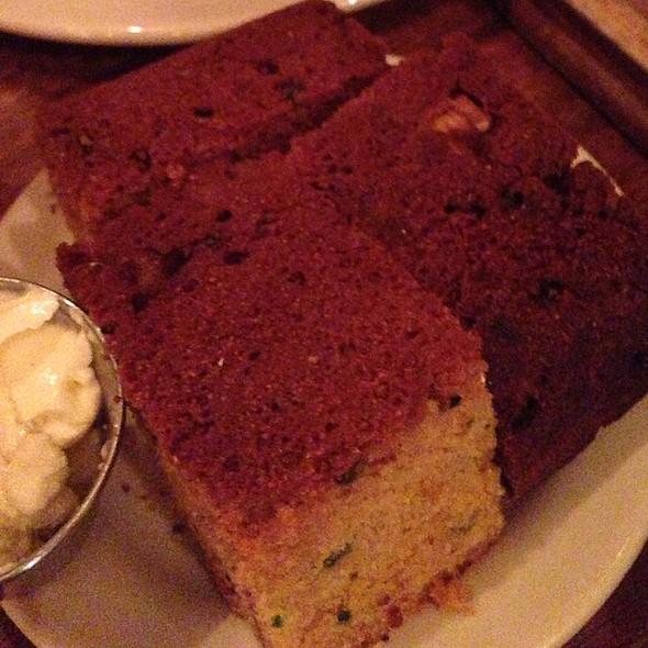 Jalapeno Corn Bread - Sons of Essex, New York, NY