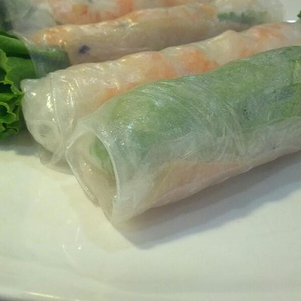 Spring Rolls @ Pot Au Pho