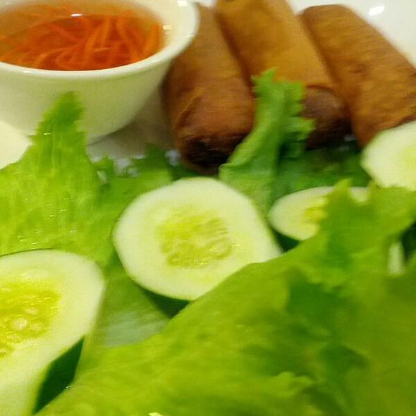 Pork Skin Rolls @ Pot Au Pho