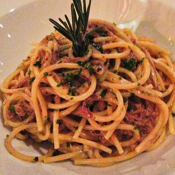 Spaguetti Com Ragu De Pato @ D'vino Italiano Contemporâneo