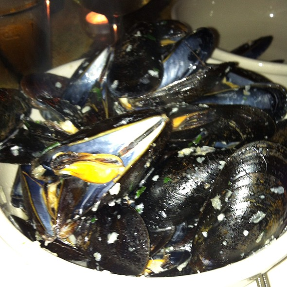 Mussels And Frittes