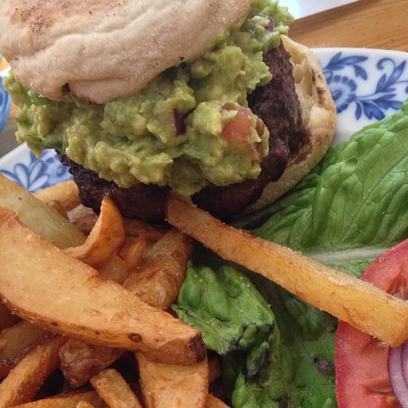 The Fat Stingy Gonzales Burger